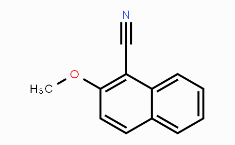 16000-39-8 | 2-Methoxy-1-naphthonitrile