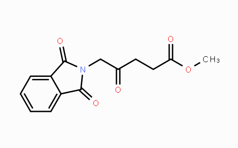 Methyl 5-(1,3-dioxo-1,3-dihydro-2h-isoindol-2-yl)-4-oxopentanoate