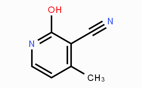 93271-59-1 | 2-Hydroxy-4-methylpyridine-3-carbonitrile