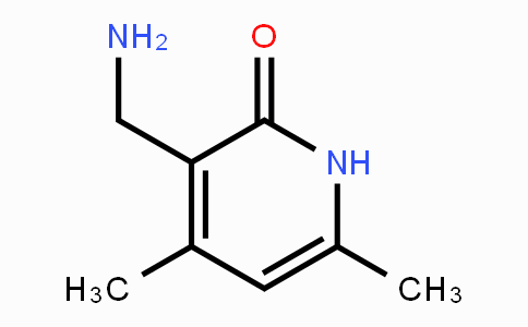 771579-27-2 | 3-(aminomethyl)-4,6-dimethyl-1,2-dihydropyridin-2-one