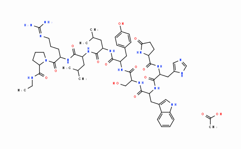74381-53-6 | 醋酸亮丙瑞林