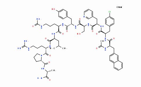 MC445299 | 120287-85-6 | Cetrorelix