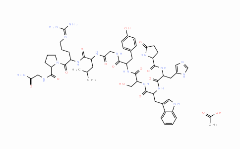 34973-08-5 | Gonadorelin Acetate