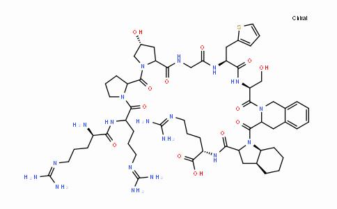 MC445311 | 138614-30-9 | Icatibant Acetate