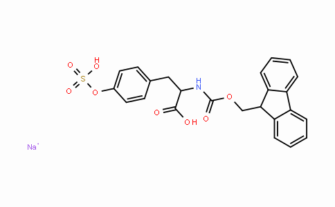 DY445371 | 106864-37-3 | Fmoc-Tyr(SO3Na)-OH.H2O