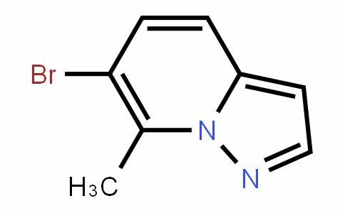 1427382-24-8 | 6-Bromo-7-methyl-pyrazolo[1,5-a]pyridine