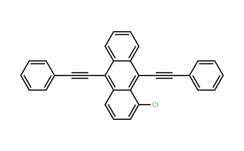 41105-35-5 | 1-氯-9,10-二苯乙炔基蒽