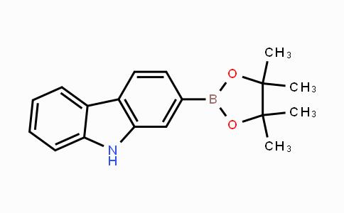 871125-67-6 | 2-硼酸频哪醇酯咔唑