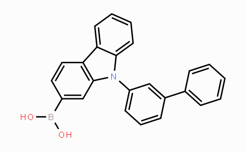 DY446497 | 1835251-21-2 | (9-[1,1'-Biphenyl]-3-yl-9H-carbazol-2-yl)-boronic acid