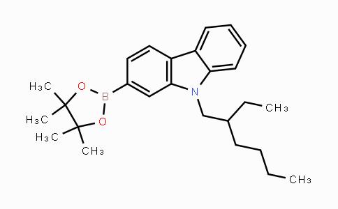 856422-42-9 | 9-异辛基-2-硼酸频那醇酯咔唑