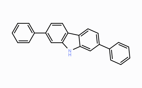 42448-04-4 | 2,7-Diphenyl-9H-carbazole