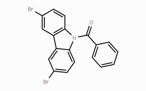 MC446515 | 912850-81-8 | 9-苯甲酰基-3,6-二溴-9H-咔唑