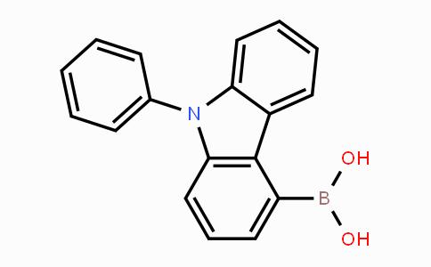 DY446520 | 1370555-65-9 | B-(9-phenyl-9H-carbazol-4-yl)-boronic acid