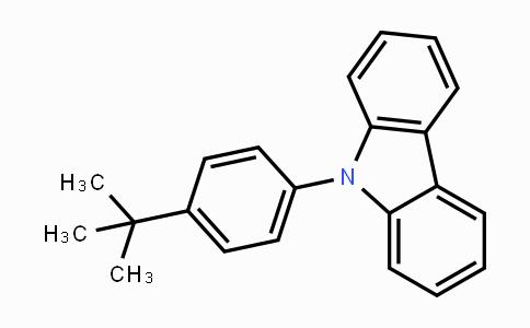57103-13-6 | 9-(4-叔丁基苯基)咔唑