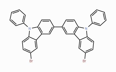 MC446530 | 354135-75-4 | 6,6'-Dibromo-9,9'-diphenyl-3,3'-bi-9H-carbazole