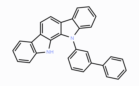 DY446532 | 1449754-80-6 | 11-[1,1'-Biphenyl]-3-yl-11,12-dihydro-indolo[2,3-a]carbazole