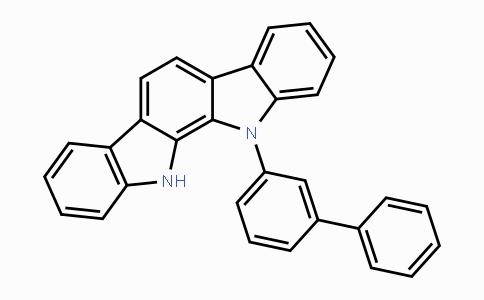 MC446532 | 1449754-80-6 | 11,12-二氢-11-[1,1'-联苯-3基]基吲哚并[2,3-a]咔唑