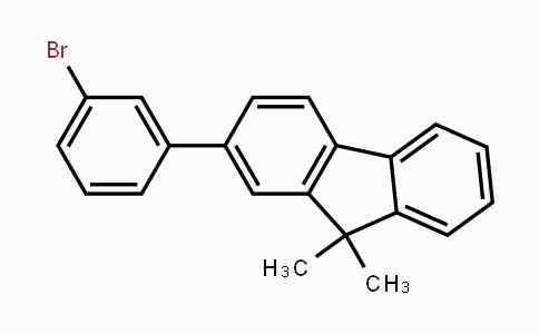 MC446542 | 881912-14-7 | 2-(3-溴苯基)-9,9'-二甲基芴