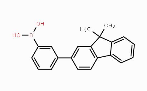DY446546 | 1092840-71-5 | Boronic acid, B-[3-(9,9-dimethyl-9H-fluoren-2-yl)phenyl]-