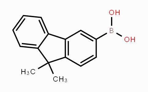 DY446548 | 1251773-34-8 | Boronic acid, B-(9,9-dimethyl-9H-fluoren-3-yl)-
