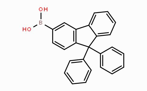 1635401-03-4 | 3-硼酸-9,9-二苯基芴