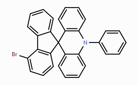 MC446566 | 1598410-12-8 | 4'-溴-10-苯基-10H-螺[吖啶-9,9'-芴]