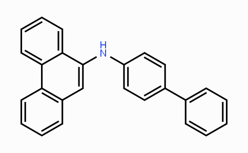 MC446586 | 443965-64-8 | N-[1,1'-biphenyl]-4-yl-9-Phenanthrenamine