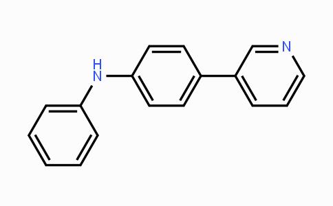 MC446587 | 1448787-63-0 | N-苯基-4-(吡啶-3-基)苯胺
