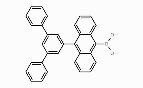 DY446597 | 1016652-38-5 | (10-([1,1':3',1''-Terphenyl]-5'-yl)anthracen-9-yl)boronic acid