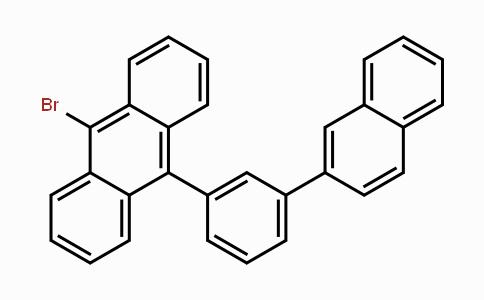 944801-33-6 | 9-溴-10-[3-(2-萘基)苯基]蒽