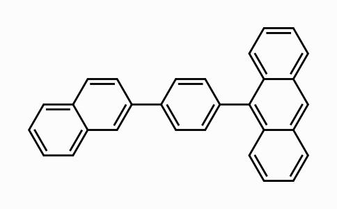 8866611-28-1 | 9-[4-(2-萘基)苯基]蒽