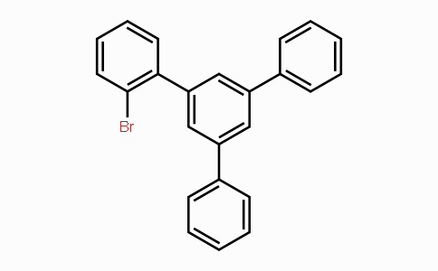 DY446629 | 1890136-54-5 | 1,1':3',1''-Terphenyl, 2-bromo-5'-phenyl-
