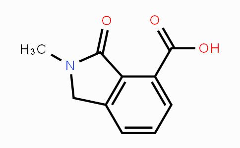 DY446642 | 14262-20-5 | 2-Methyl-3-oxo-4-isoindolinecarboxylic acid