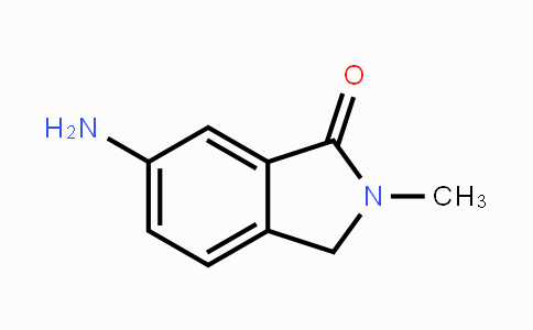 69189-26-0 | 6-Amino-2,3-dihydro-2-methyl-1H-Isoindol-1-one