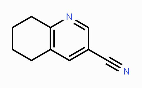 DY446652 | 101871-76-5 | 5,6,7,8-tetrahydro-3-Quinolinecarbonitrile