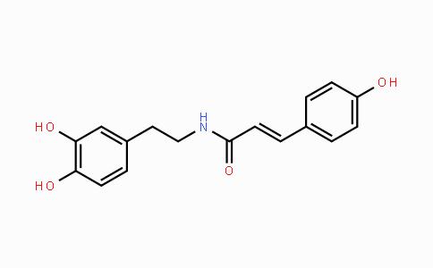 DY446668 | 103188-46-1 | (E)-N-[2-(3,4-dihydroxyphenyl)ethyl]-3-(4-hydroxyphenyl)prop-2-enamide