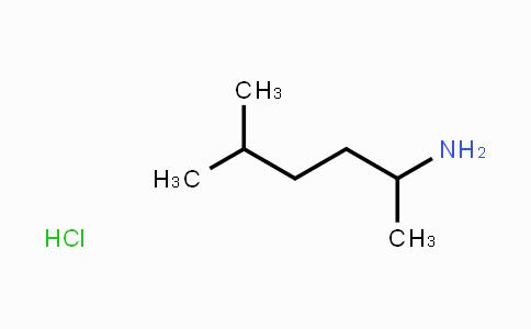 MC446673   71776-71-1   5-methyl-2-hexylamine hydrochloride
