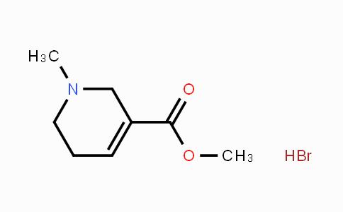 MC446676 | 300-08-3 | 槟榔碱氢溴酸盐