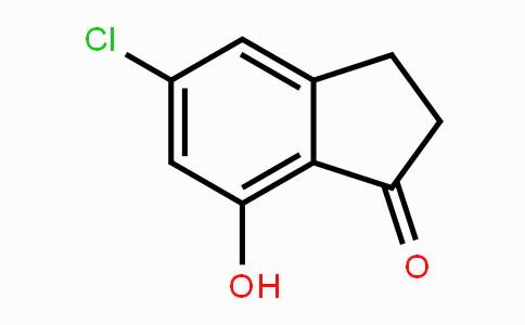 MC446692 | 5-Chloro-7-hydroxy-1-indanone