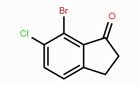 MC446695 | 6-Chloro-7-Bromo-1-indanone