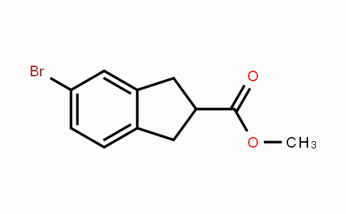 MC446702 | 628732-09-2 | Methyl 5-bromo-2,3-dihydro-1h-indene-2-carboxylate