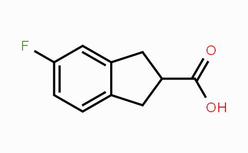 628732-07-0 | 5-Fluoro-indan-2-carboxylic acid