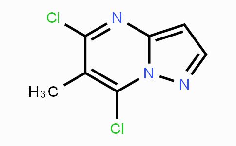 61098-38-2 | 5,7-dichloro-6-methylpyrazolo[1,5-a]pyrimidine