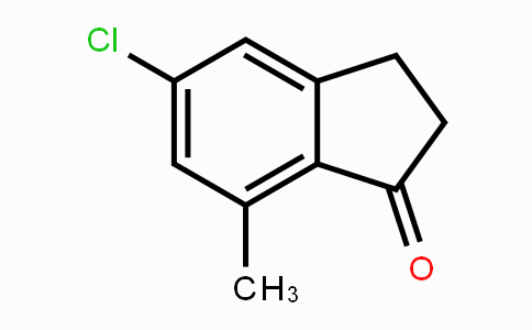 62358-73-0 | 5-Chloro-7-methyl-1-indanone