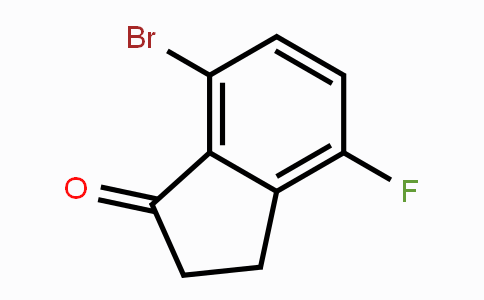 MC446761 | 881189-73-7 | 7-Bromo-4-fluoro-1-indanone