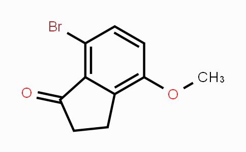 959058-59-4 | 4-甲氧基-7-溴-1-茚酮