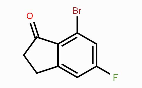 MC446764 | 1260016-95-2 | 7-Bromo-5-fluoro-1-indanone
