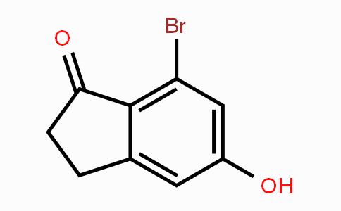 MC446765 | 7-Bromo-5-hydroxy-1-indanone