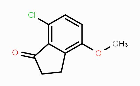 34911-21-2 | 4-甲氧基-7-氯-1-茚酮