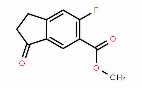 MC446787 | 1273651-10-7 | methyl 6-fluoro-3-oxo-1,2-dihydroindene-5-carboxylate